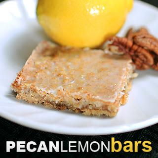 Pecan Lemon Bars