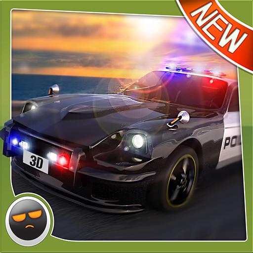 模擬App|警察チェイスシミュレータ LOGO-3C達人阿輝的APP