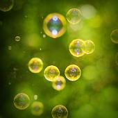 Bubble Bubble Atom Theme