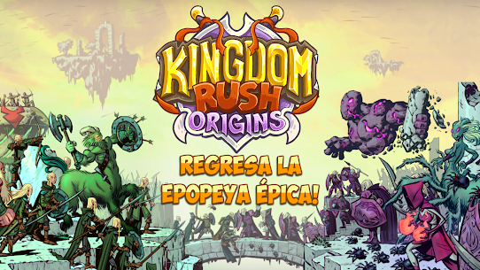 Kingdom Rush Origins APK 1