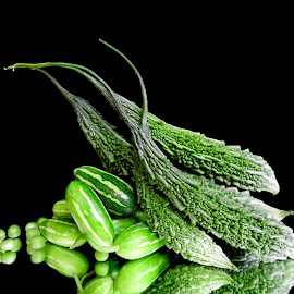 All green  by Asif Bora - Food & Drink Fruits & Vegetables (  )