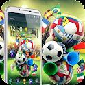 le football fanclub thème 3D icon
