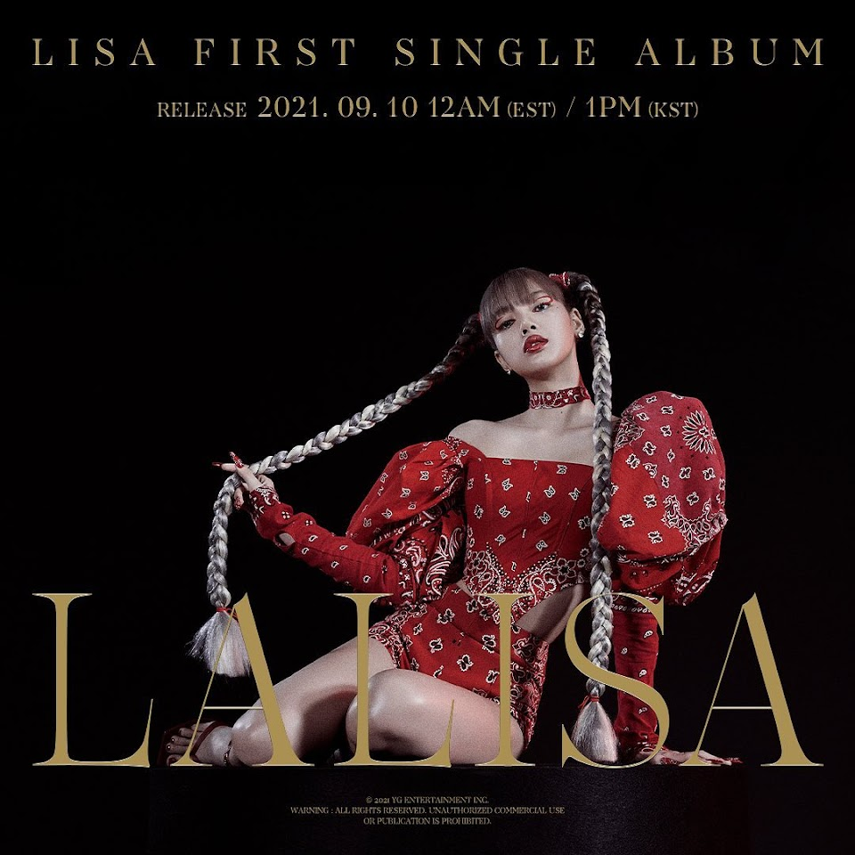 lisa single album