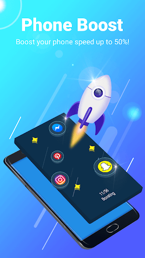 APUS Booster - Space Cleaner & Booster screenshot 2