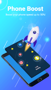 APUS Booster – Space Cleaner & Booster 2