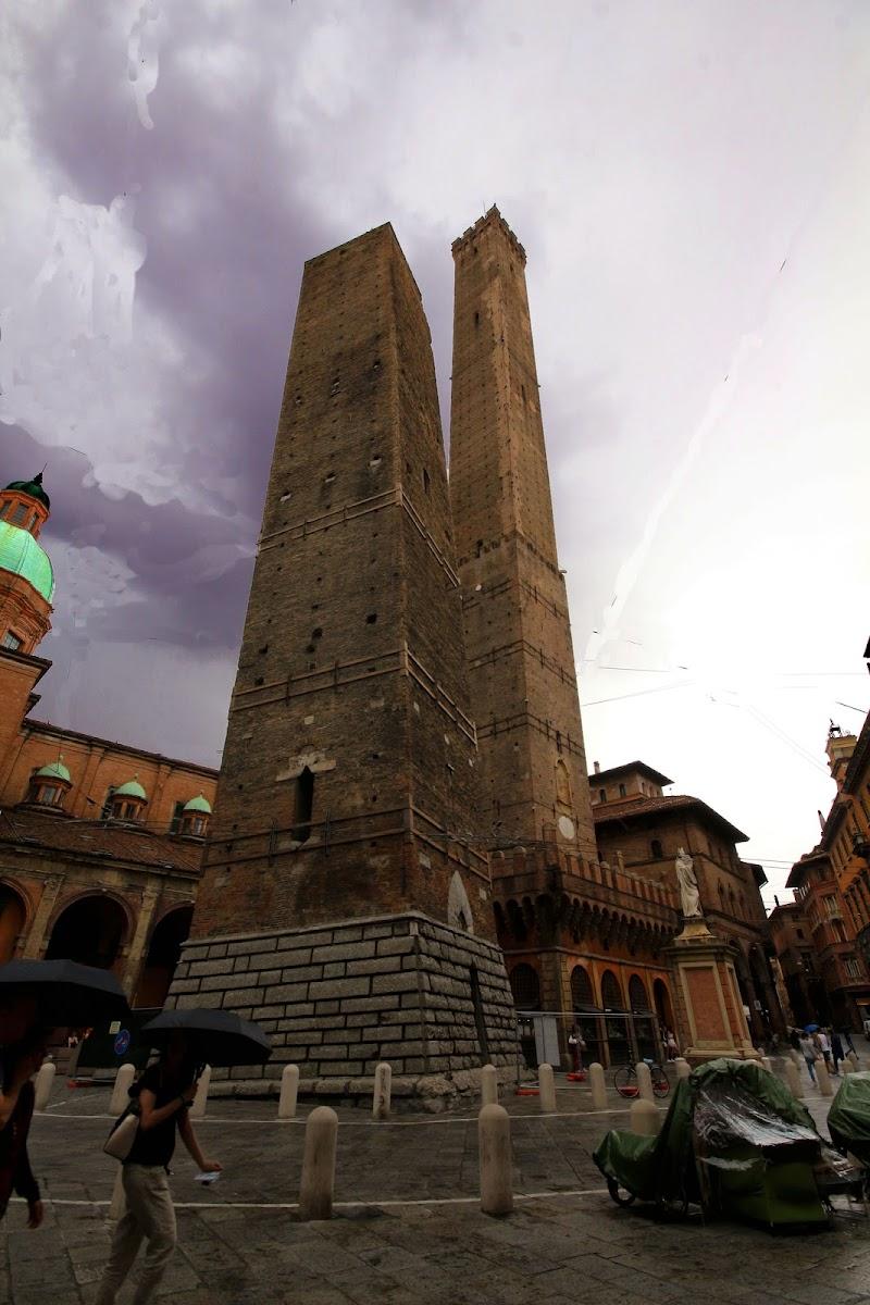 Piove sulle torre di c