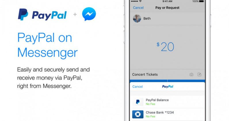 PayPal Messenger