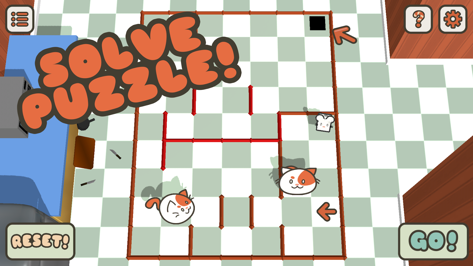 BlobCat- screenshot