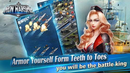 Iron Warship:Battle - náhled