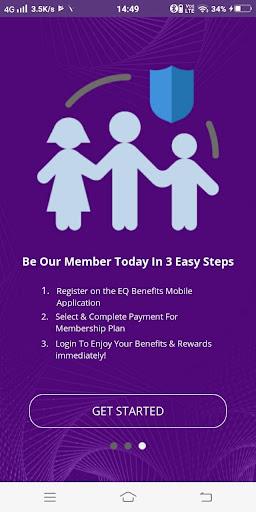 EQ Benefits & Rewards screenshot 3