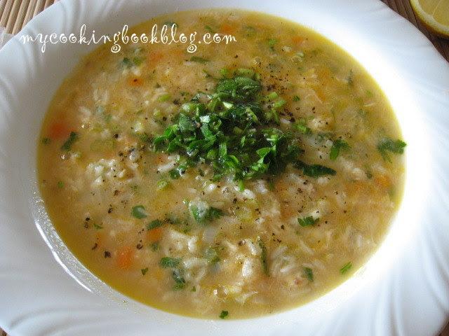Рибена супа (by Chef Paraskevas Christou)