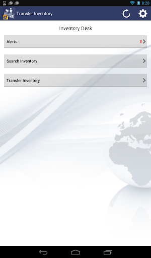 Transfer Inventory Lite