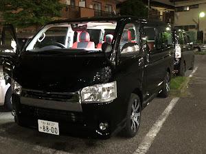 ハイエースバン TRH200Vのカスタム事例画像 Naoya88〜涼凛〜さんの2020年07月12日22:58の投稿