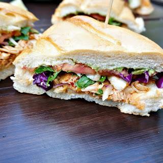 Torta Bread Sandwich Recipes.