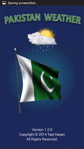 Pakistan Weather 1.10 screenshots 1