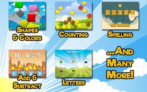 Preschool and Kindergarten Learning Games cheat screenshots 2