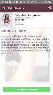 Qee, Yoga, Pilates ...- screenshot thumbnail