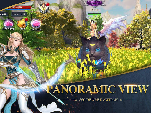 Land of Doran - get free VIP apkpoly screenshots 14