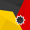 German Verbs PRO: conjugation, translation, games icon