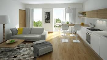 Appartement 2 pièces 39,96 m2