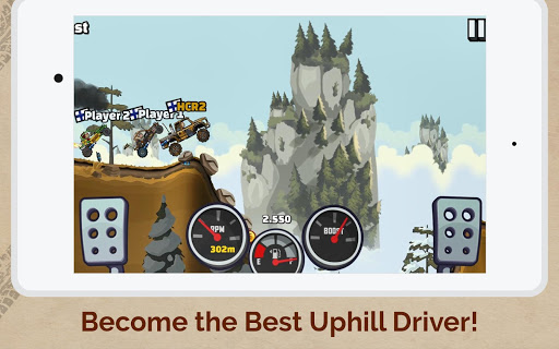 Hill Climb Racing 2 Mod Full Tiền