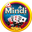 Mindi - Offline Indian Card Game icon