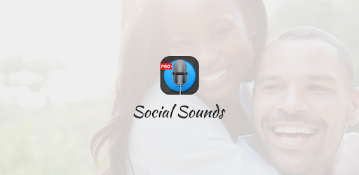 Social Sounds - Remove Ads app for Android screenshot