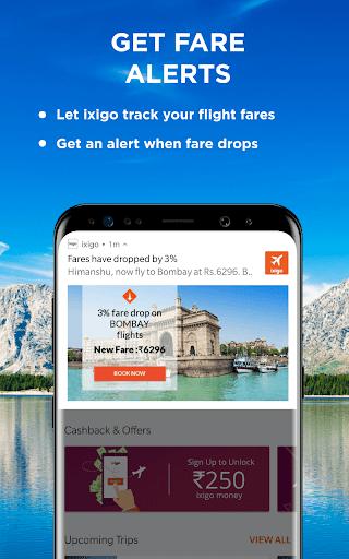 Flight & Hotel Booking App - ixigo 4.0.9.1 screenshots 4