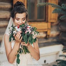 Wedding photographer Denis Manov (DenisManov). Photo of 28.08.2018