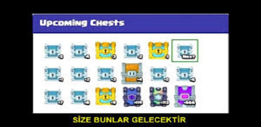 Stats Royale Chest for PC