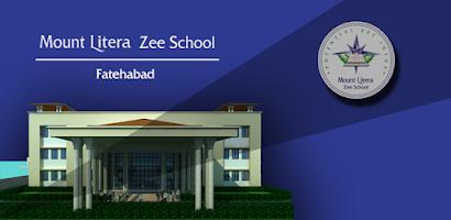 Mount Litera Zee School Fatehabad Android App On Appbrain