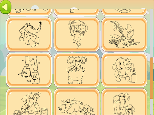 玩漫畫App|大象着色书免費|APP試玩