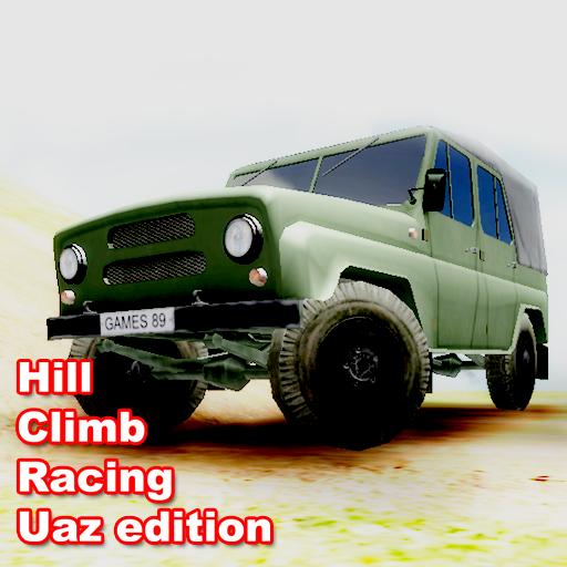 Hill Climb Racing Uaz Edition (game)