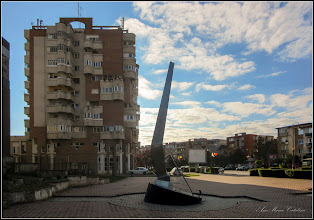 Photo: Turda - Piata 1 Decembrie 1918 - Monumentul Eroilor Revolutiei din 1989 - 2018.09.30