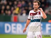 Le Bayern ne retiendra pas Götze