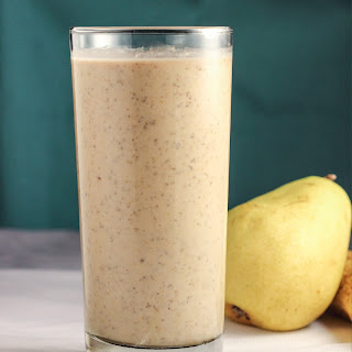 Nutty Pear Smoothie