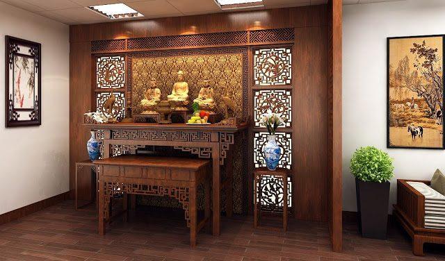 Tủ thờ Phật - Bàn Thờ Hòa Phát