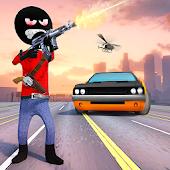 Stickman Grand Gangster Mod