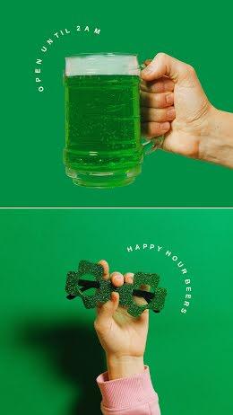 St. Patrick's Day Hours - St. Patrick's Day item