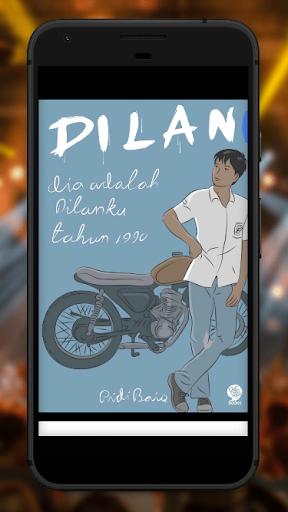 Novel Dilan 1991 for PC