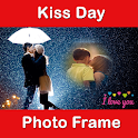 Happy Kiss Day Photo Frames & Photo Collage Editor icon
