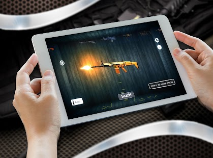 Real Gun Shot App- screenshot thumbnail