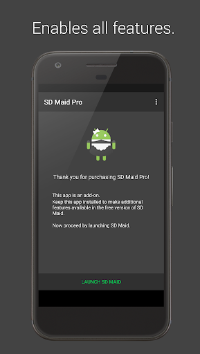 SD Maid Pro - Unlocker  screenshots 1
