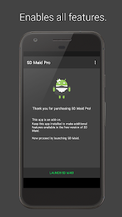 SD Maid Pro – Unlocker Mod 4.13.1 Apk [Unlocked] 1