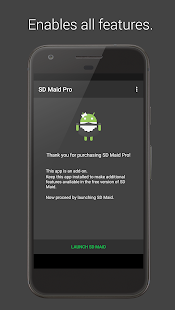 SD Maid Pro - Unlocker Screenshot