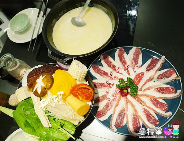 良辰採集鍋物~健康湯底新吃法.高品質饗宴.法式牛奶起司鍋桌邊秀
