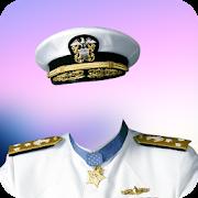 Navy Photo Suit Editor 2019