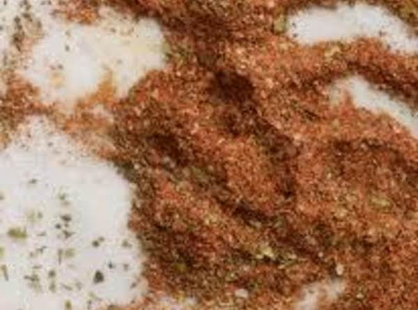 Iced-tea Infused Rub Recipe