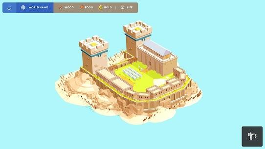 Pocket Build – Ultimate sandbox building MOD (Gold/Food/Wood) 1