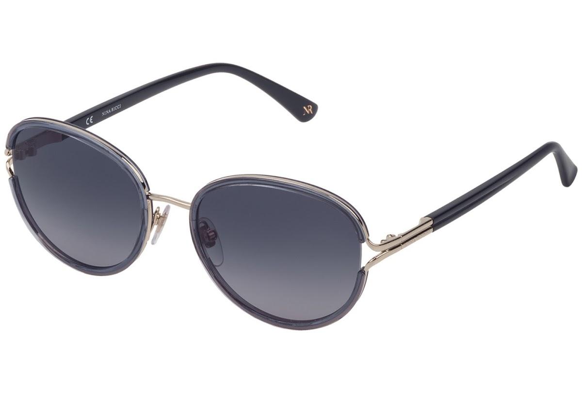 420ab5a1ef8e Buy Nina Ricci SNR177 C53 04AL Sunglasses   Blickers